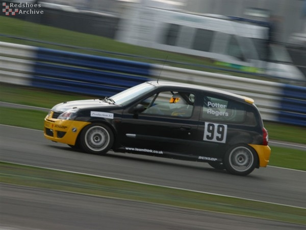 Martin Rogers / Matt Potter / Will Paul - Renault Clio