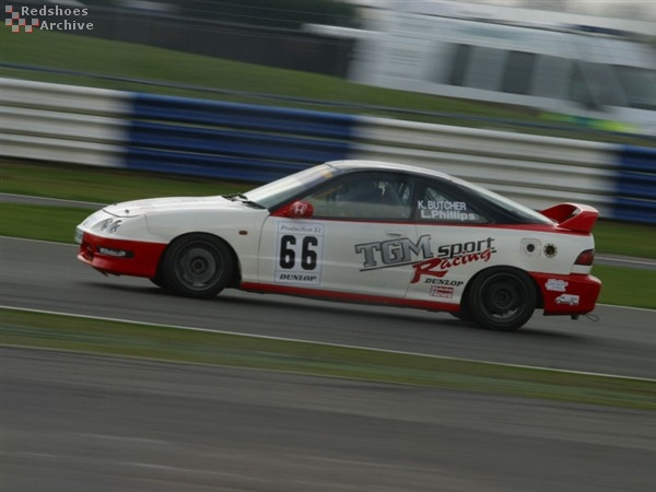 Philips / Butcher - Honda Integra R
