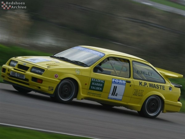 Andrew Kirkley - Ford Sierra RS500