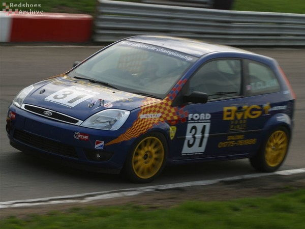 Terence Clark - Ford Fiesta
