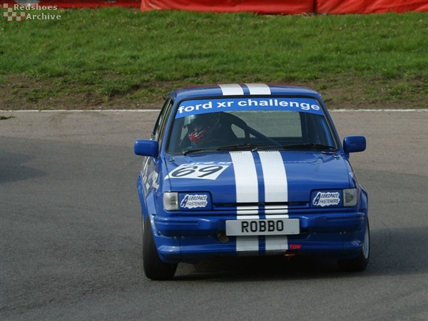 Mark Robinson - Ford Fiesta XR2