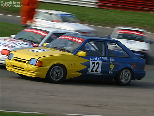 Richard Dobson - Ford Escort XR3