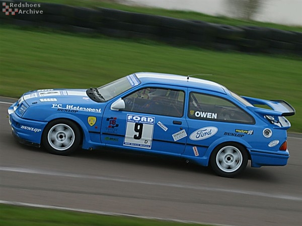 Craig Owen - Ford Sierra RS Cosworth