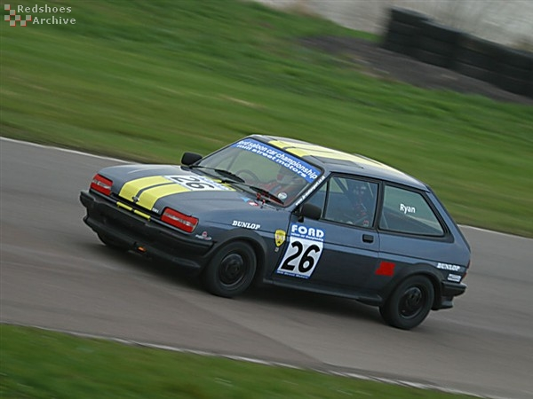 Dominic Ryan - Ford Fiesta XR2