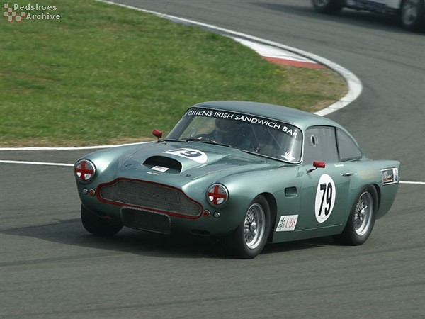 Conor O'Brien - Aston Martin DB4