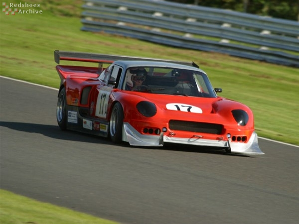 Ian Hall - Darrian T98-GTR
