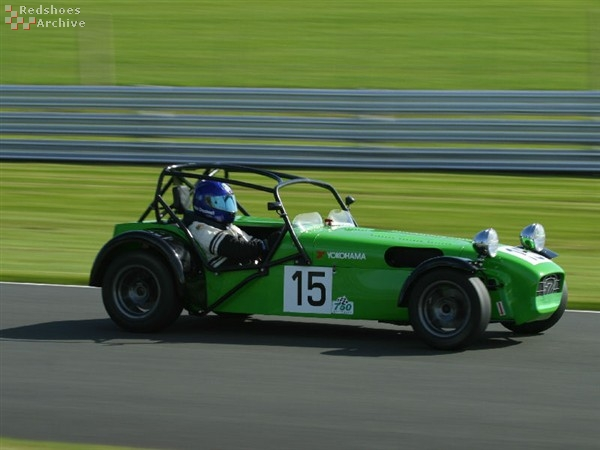Nick Creswell - Caterham