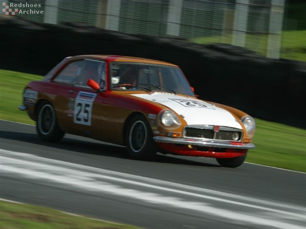 Kevin Broadley - MGB GT