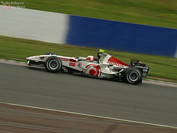 Rubens Barrichello - Lucky Strike Honda Racing F1 Team