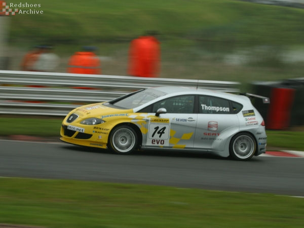 James Thompson - SEAT Leon