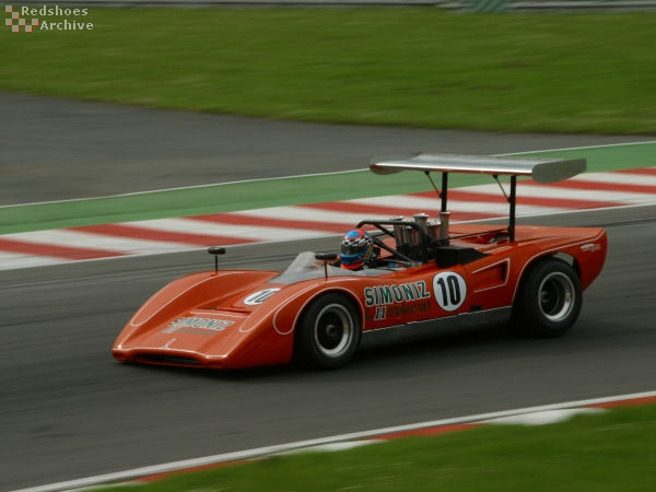 Don Bell - Lola T163