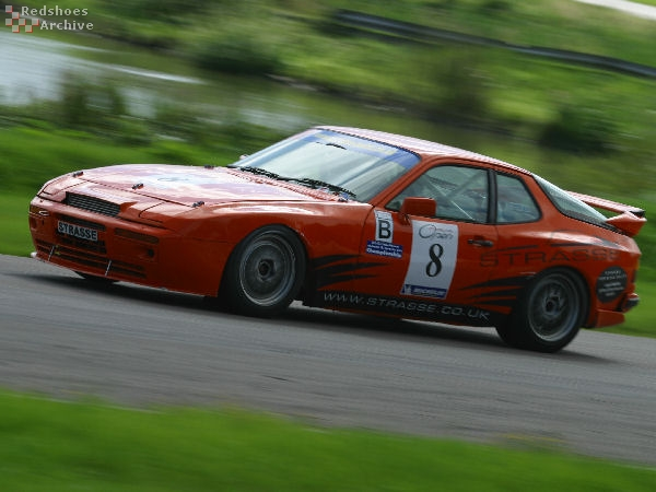 David Botterill - Porsche 944 turbo