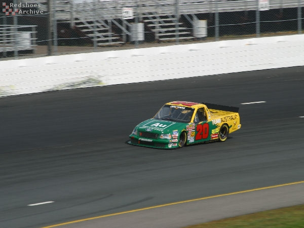 Marcos Ambrose - Ford