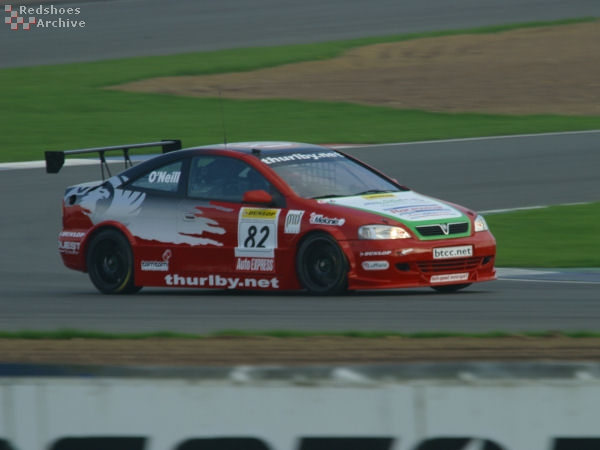 Paul O'Neill - Vauxhall Astra Cooupe