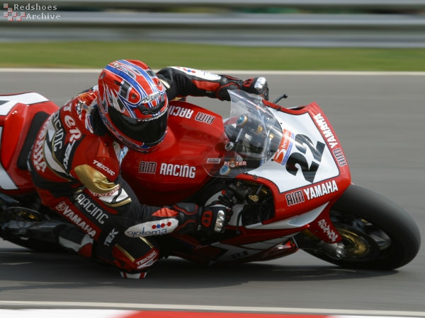 Steve Plater - AIM Racing Yamaha