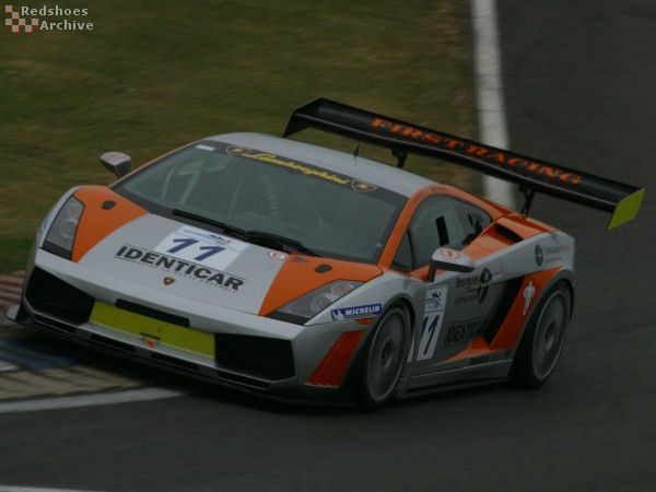 First Racing Lamborghini Gallardo GT3