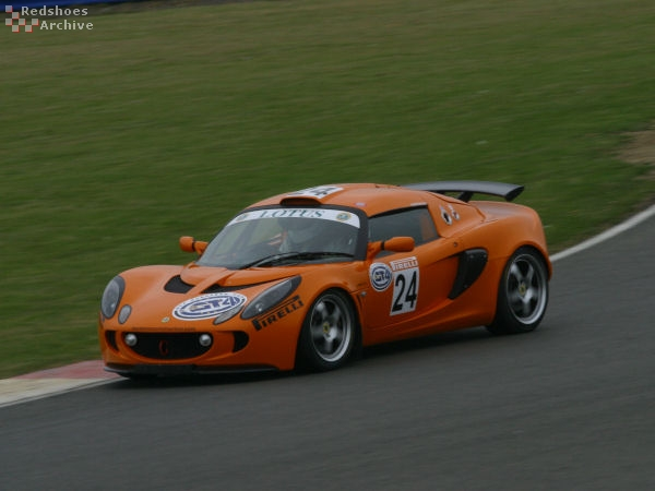 Alistair Mackinnon - Lotus Exige