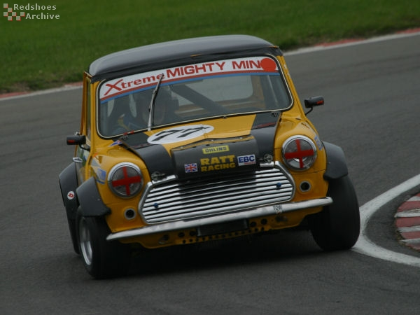 Peter Crewes - Mini Britak Cooper S