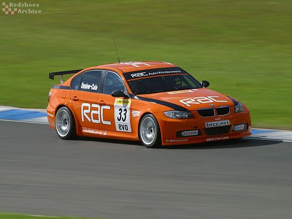 Tom Onslow-Cole - BMW 320si