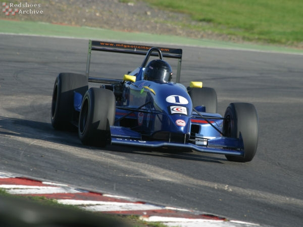Mark Harrison - Dallara F398
