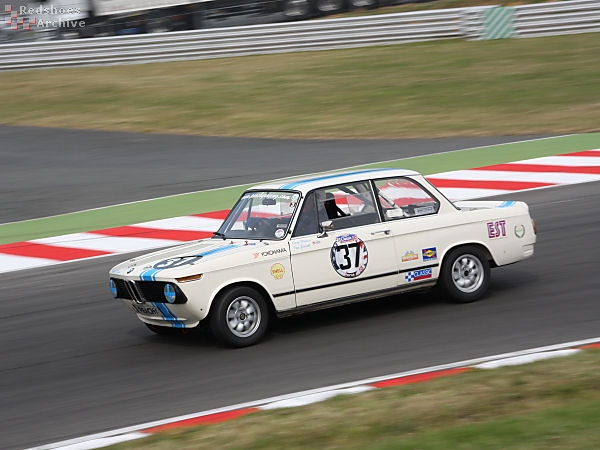 Gary Makein - BMW 1502