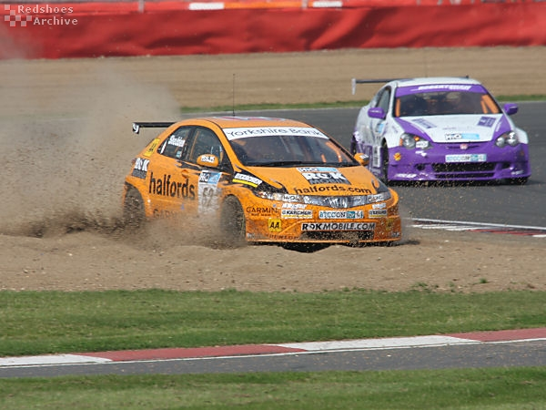 Gordon Shedden - Honda Civic