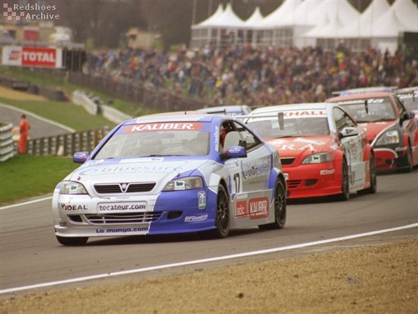 Tom Chilton and co