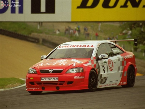James Thompson - Vauxhall Astra