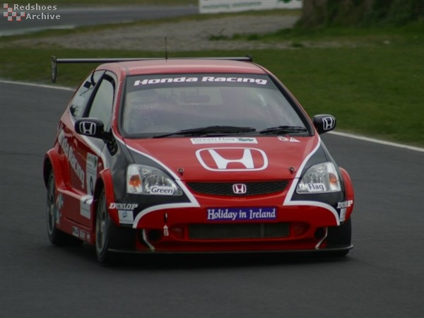 Alan Morrison - Honda Civic