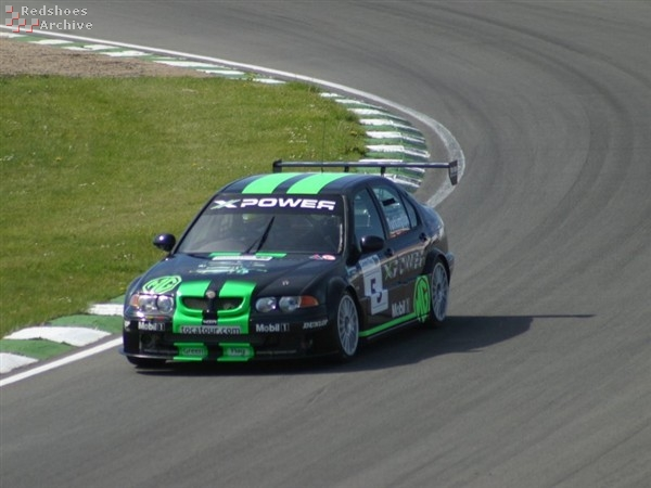 Colin Turkington - MG ZS