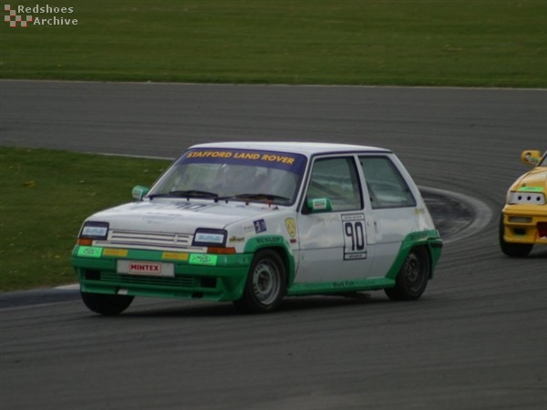Tony Rivers - Renault 5 GT Turbo