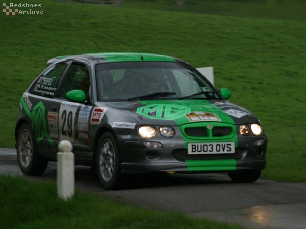 Tim Seipel - MG ZR 105