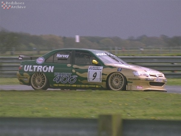 Tim Harvey - Peugeot 406
