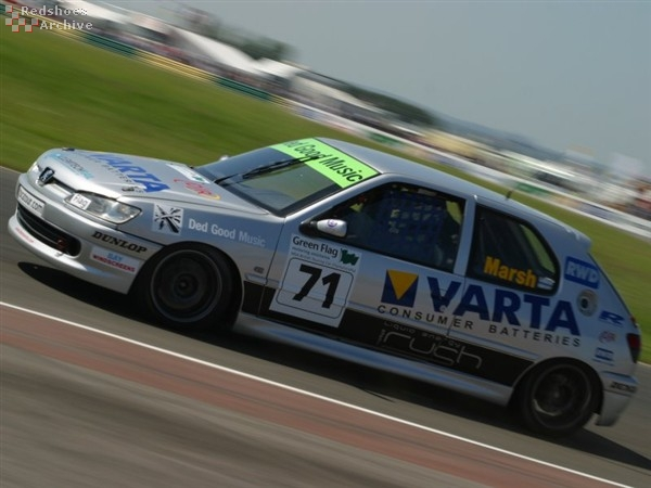 Richard Marsh - Peugeot 306