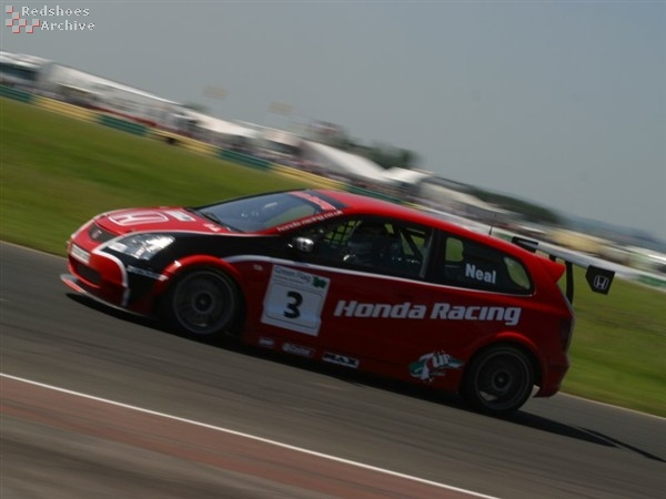 Matt Neal - Honda Civic