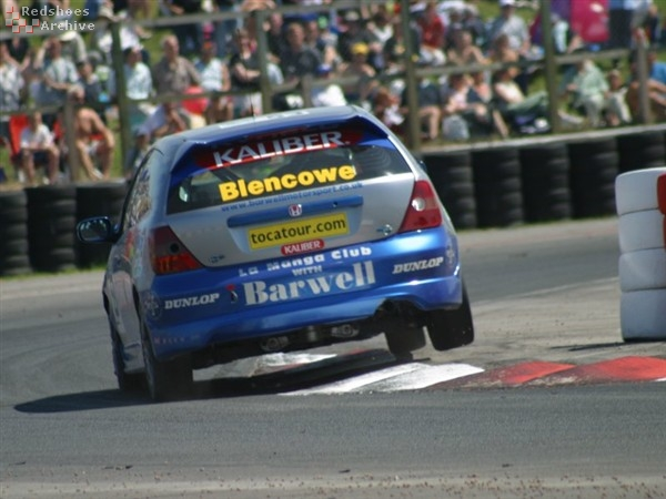 Alan Blencowe - Honda Civic