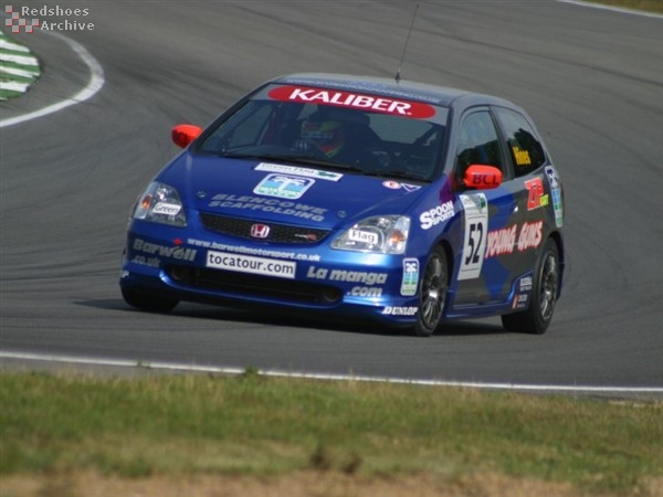 Luke Hines - Honda Civic