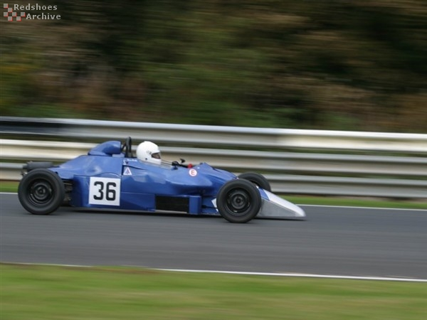 Peter Scully - Van Diemen RF92