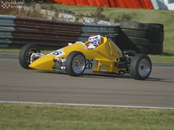 Peter Andrews - Sheane 2001