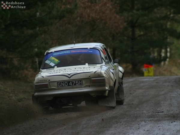Richard Gower / Carl Williamson - Ford Escort RS1600