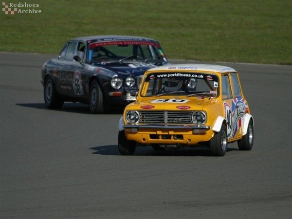 Steven Young - Mini Clubman