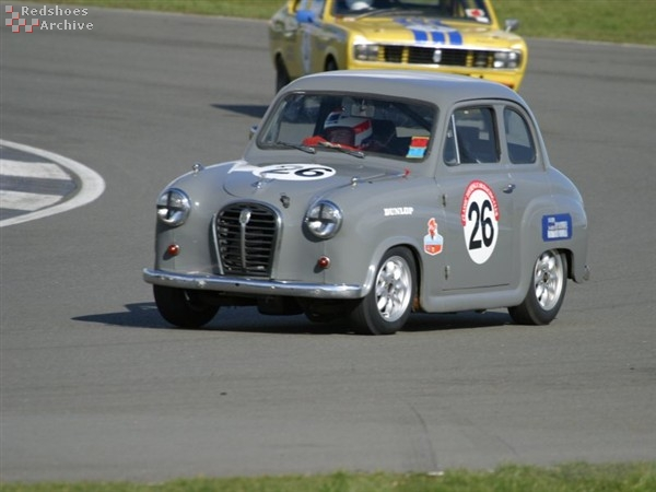 Peter St Barbe - Austin A35