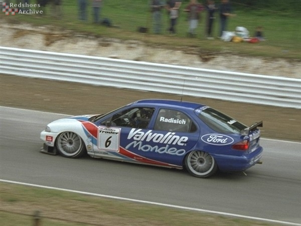 Paul Radisich - Ford Mondeo