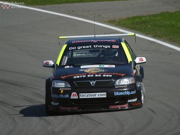 Charlie Butler-Henderson - Vauxhall Astra Coupe