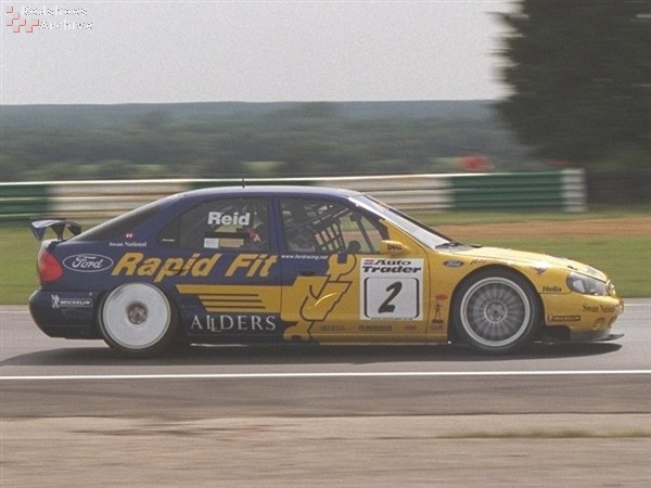 Anthony Reid - Ford Mondeo