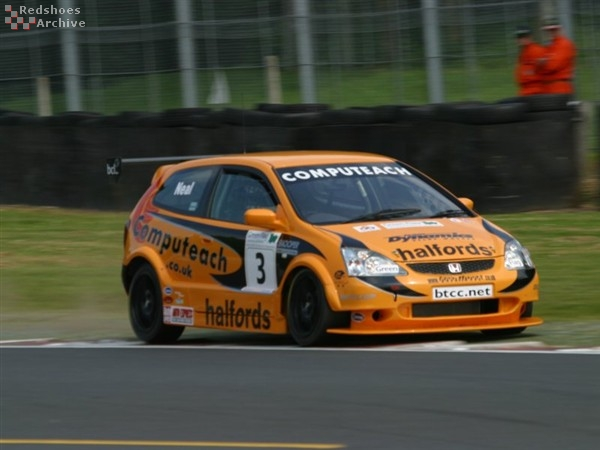 Matt Neal - Honda Civic Type-R