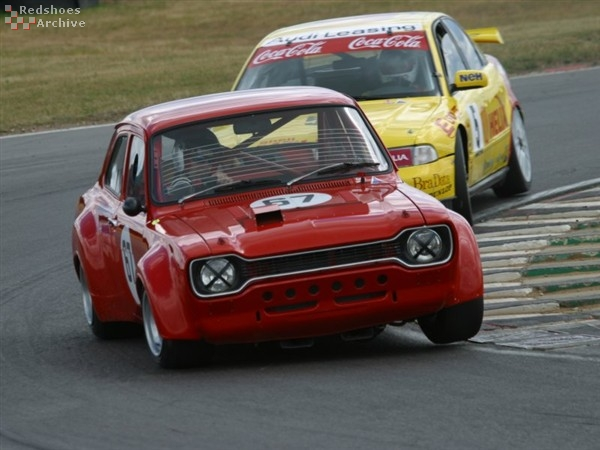 Ray Barrow - Ford Escort