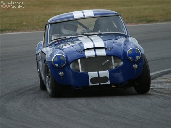 Hugo Holland-Bosworth - Austin Healey 3000 Mk I