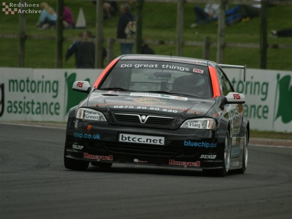 Stefan Hodgetts - Vauxhall Astra