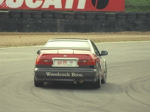 Michael Woodcock - Honda Accord